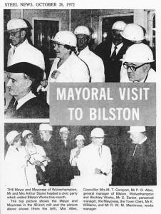 Mayoral Visit