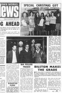 BWB News November 1975