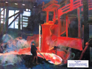 """""""The Smelter"""" - Brian Henry"""