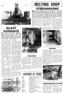Bilston, Wolverhampton & Birchley Works Information Paper #3