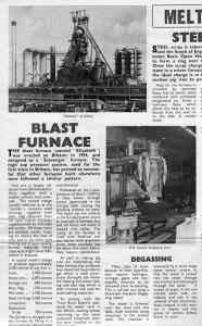 Bilston, Wolverhampton & Birchley Works Information Paper #2