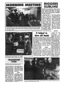 Bilston, Wolverhampton & Birchley Works Information Paper #1