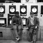 Furnacemen and control panel